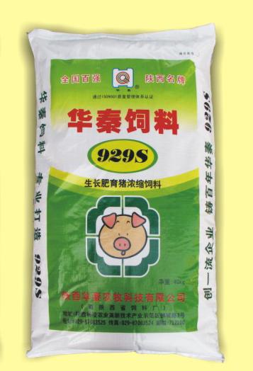929S生长肥育猪浓缩饲料
