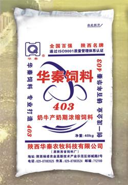 403奶牛产奶期浓缩饲料